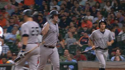Video: McCann homers against Astros