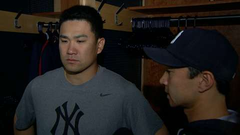 Video: Tanaka on another solid outing