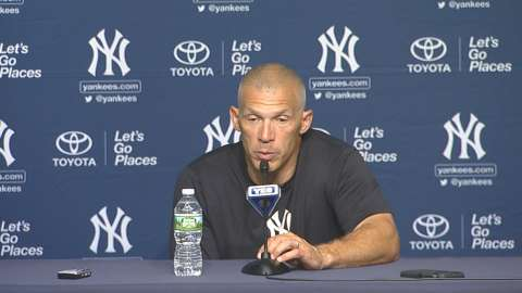 Video: Girardi on offensive production