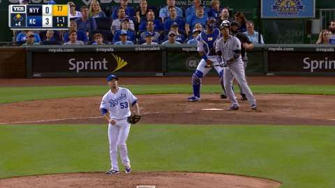 Video: Castro rips an RBI double