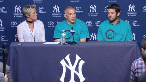Video: Girardi on Tanaka, Ortiz