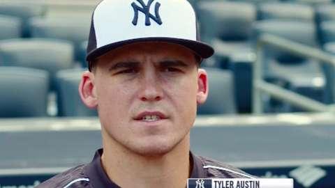 Video: Tyler Austin on his journey