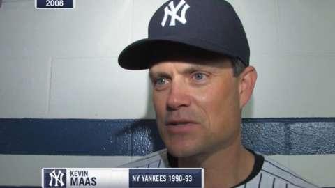 Video: Yankees Magazine: Kevin Maas