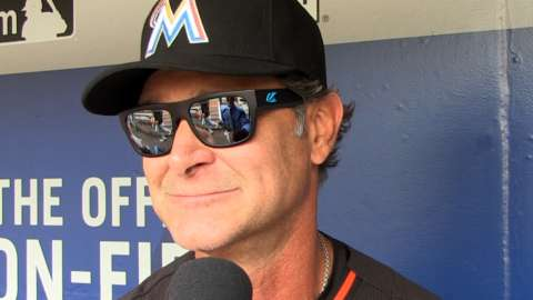 Video: Throwback: Mattingly on TV