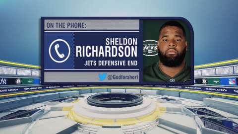Video: TMKS: Richardson on Jets' win