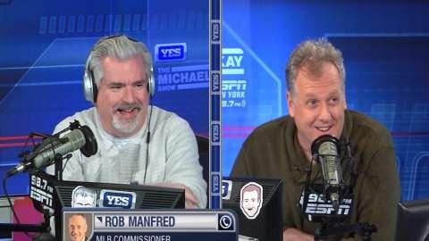 Video: TMKS: Manfred on World Series