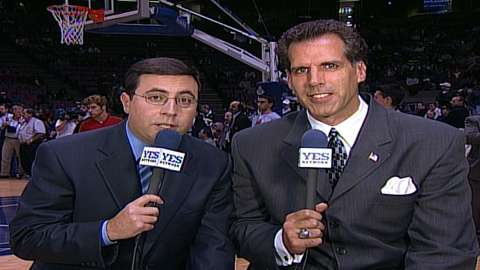 Video: The first Nets on YES broadcast