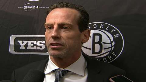 Video: Atkinson on debut, positive play