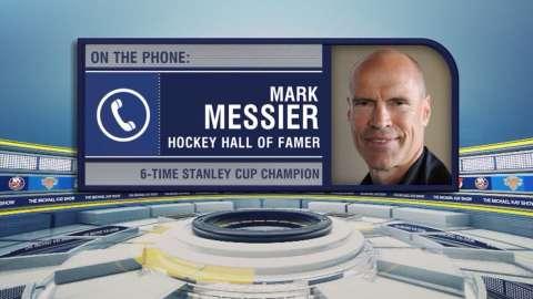 Video: Michael Kay Show: Mark Messier