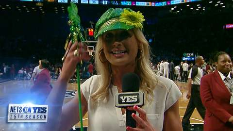 Video: Nets on YES: Sarah Kustok's best