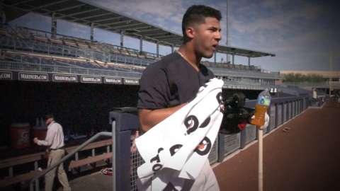 Video: Gleyber Torres Fall League recap