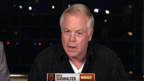 Video: Buck Showalter on the offseason