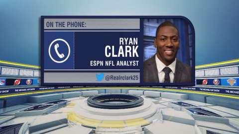 Video: Michael Kay Show: Ryan Clark