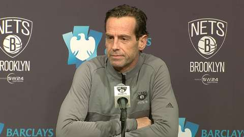 Video: Atkinson gives Lin update