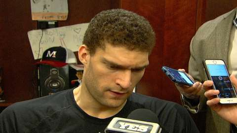 Video: Brook Lopez after loss