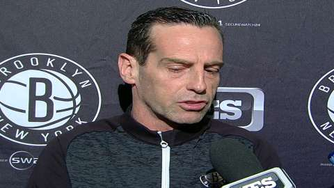 Video: Nets get back to work