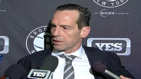 Video: Atkinson after loss in Denver