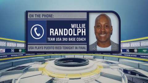 Video: TMKS: Willie Randolph on WBC