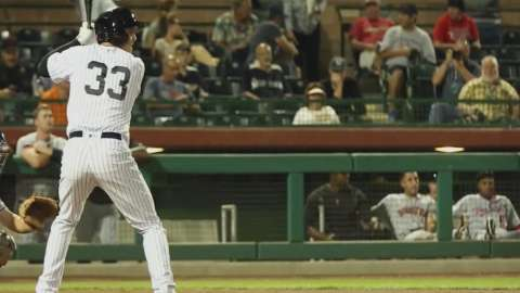 Video: Yankees Magazine: Greg Bird