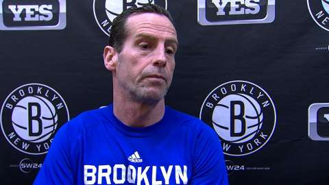 Video: Atkinson praises Nets offense