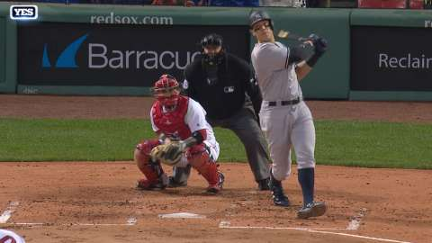 Video: Judge's two-run HR in the second