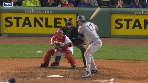 Video: Holliday's RBI double