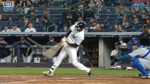 Video: Gregorius' two-run HR
