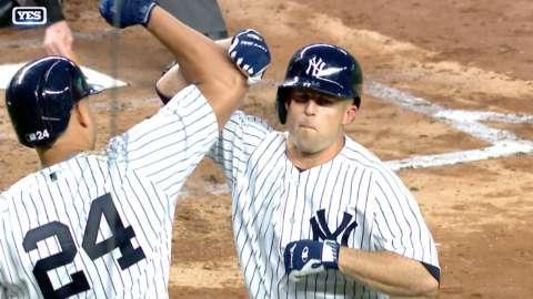 Video: Gardner's solo homer