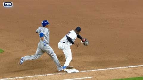 Video: Castro's defense in the 7th