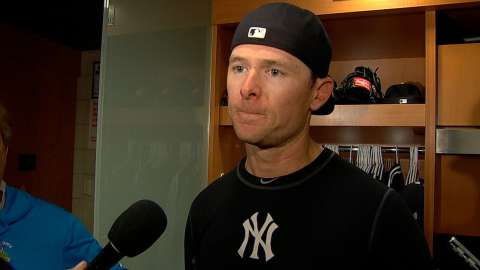 Video: Clippard on recent struggles