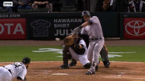 Video: Austin adds to Yankees' lead