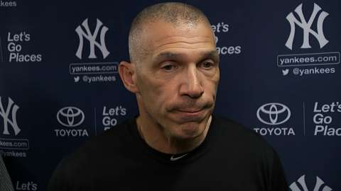 Video: Girardi on injuries, recoveries