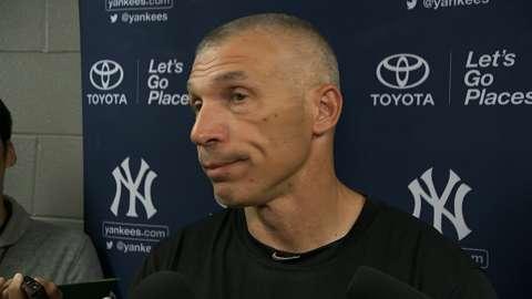 Video: Girardi praises young players