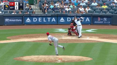 Video: Clint Frazier gives Yankees lead