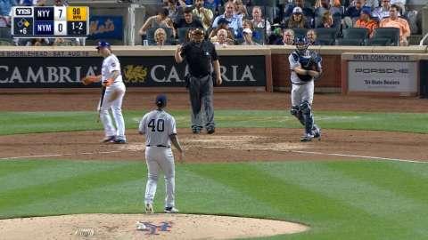 Video: Severino strikes out Cabrera