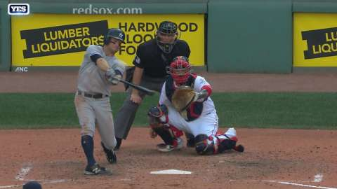 Video: Gardner's 20th homer this season