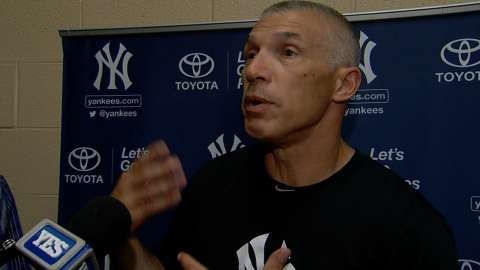 Video: Girardi reflects on Sanchez, win