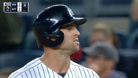Video: Gardner rips an RBI single