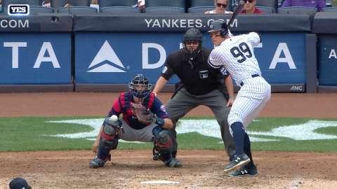 Video: Judge's two-run homer