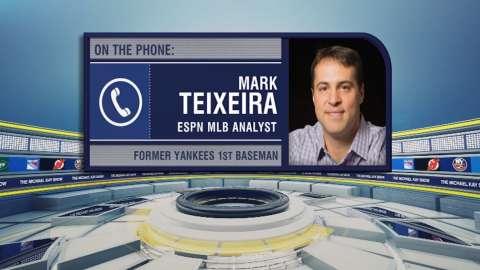 Video: Mark Teixeira joins TMKS