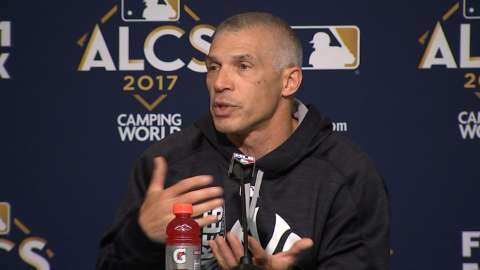 Video: Girardi on playing at home