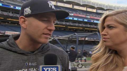 Video: Frazier on home field advantage