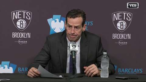 Video: Atkinson discusses team's youth
