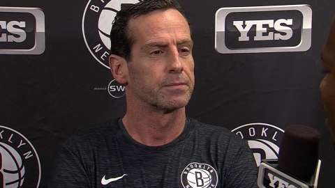 Video: Atkinson on facing the Cavs