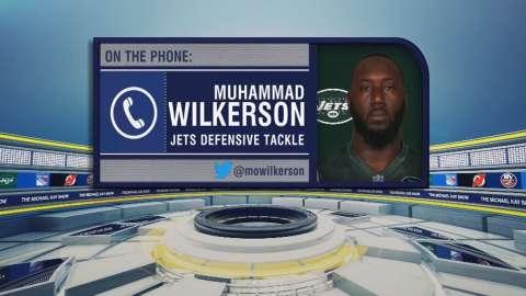 Video: Muhammad Wilkerson joins TMKS