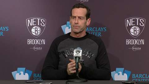 Video: Atkinson on NYC rivalry