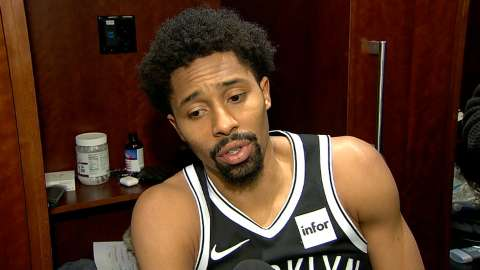 Video: Dinwiddie on loss to Spurs