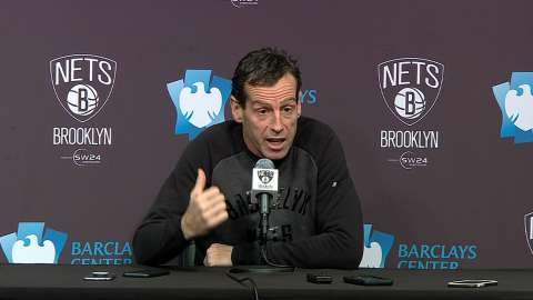 Video: Atkinson on Russell's return