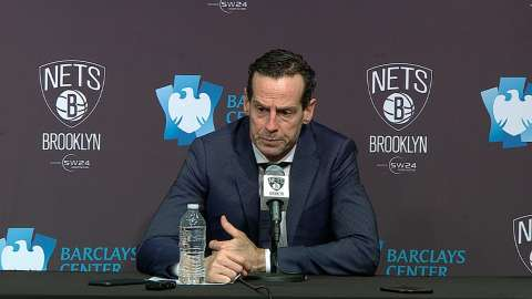 Video: Atkinson on big fourth quarter