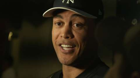 Video: Stanton on expectations for 2018